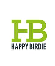 Happy Birdie Logo